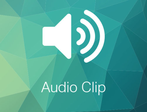 Audio Clip: Most overlooked tool on ePub